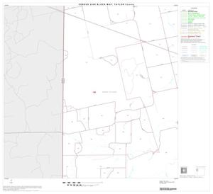Primary view of object titled '2000 Census County Block Map: Taylor County, Block 6'.