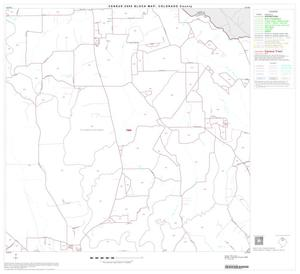 Primary view of object titled '2000 Census County Block Map: Colorado County, Block 5'.