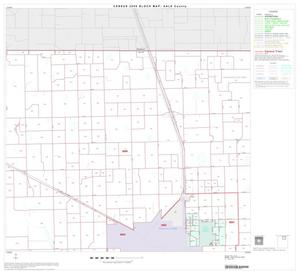 Primary view of object titled '2000 Census County Block Map: Hale County, Block 3'.