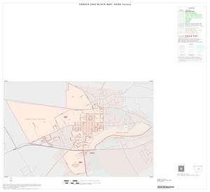 Primary view of object titled '2000 Census County Block Map: Hood County, Inset A01'.
