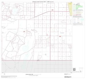 Primary view of object titled '2000 Census County Block Map: Lamb County, Block 14'.