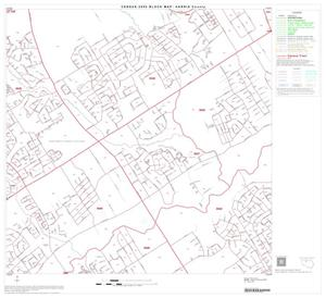 Primary view of object titled '2000 Census County Block Map: Harris County, Block 46'.