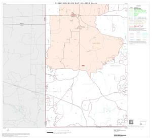 Primary view of object titled '2000 Census County Block Map: Gillespie County, Block 5'.