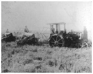Primary view of object titled '[Japanese rice farmers]'.