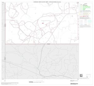 Primary view of object titled '2000 Census County Block Map: Schleicher County, Block 9'.