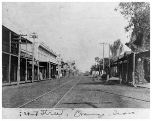 Primary view of object titled '[Front Street]'.
