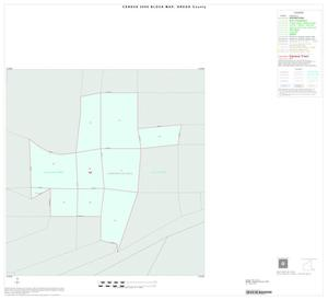 Primary view of object titled '2000 Census County Block Map: Gregg County, Inset B01'.