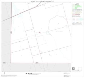 Primary view of object titled '2000 Census County Block Map: Howard County, Block 13'.
