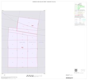 Primary view of object titled '2000 Census County Block Map: Nueces County, Inset C01'.