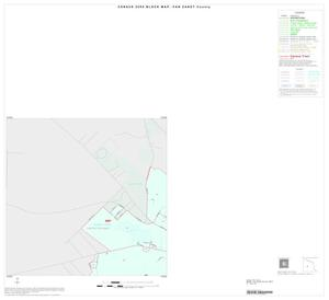 Primary view of object titled '2000 Census County Block Map: Van Zandt County, Inset F01'.