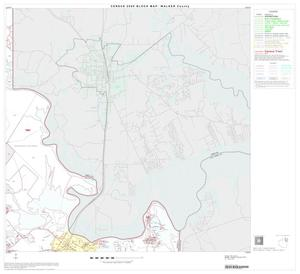 Primary view of object titled '2000 Census County Block Map: Walker County, Block 6'.
