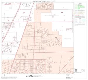Primary view of object titled '2000 Census County Block Map: Harris County, Block 102'.