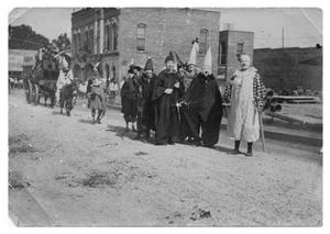 Primary view of object titled 'Charity Circus in Orange, Texas'.
