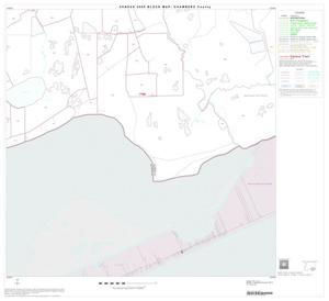 Primary view of object titled '2000 Census County Block Map: Chambers County, Block 14'.