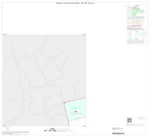 Primary view of object titled '2000 Census County Block Map: Nolan County, Inset A01'.