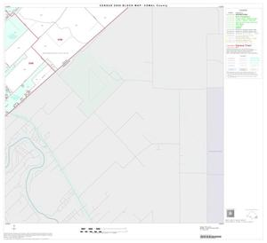 Primary view of object titled '2000 Census County Block Map: Comal County, Block 24'.
