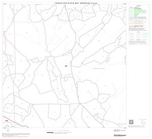 Primary view of object titled '2000 Census County Block Map: Brewster County, Block 22'.