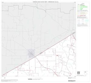 Primary view of object titled '2000 Census County Block Map: Comanche County, Block 2'.