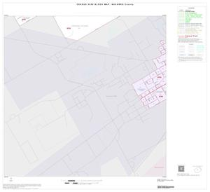 Primary view of object titled '2000 Census County Block Map: Navarro County, Inset D04'.