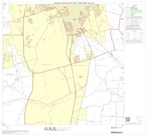 Primary view of object titled '2000 Census County Block Map: Grayson County, Block 23'.