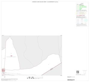 Primary view of object titled '2000 Census County Block Map: Culberson County, Inset A02'.