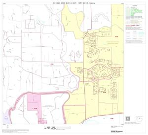 Primary view of object titled '2000 Census County Block Map: Fort Bend County, Block 18'.