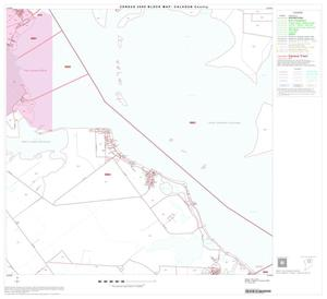 Primary view of object titled '2000 Census County Block Map: Calhoun County, Block 7'.