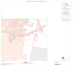 Primary view of object titled '2000 Census County Block Map: Reeves County, Inset B05'.