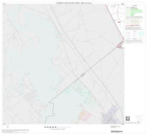 Primary view of object titled '2000 Census County Block Map: Bee County, Block 17'.