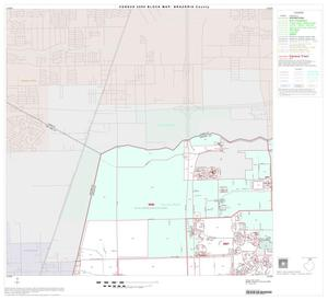 Primary view of object titled '2000 Census County Block Map: Brazoria County, Block 1'.