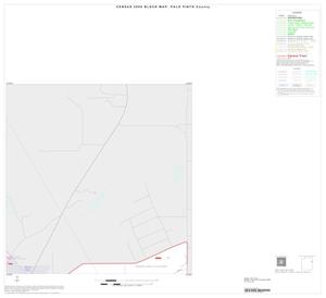 Primary view of object titled '2000 Census County Block Map: Palo Pinto County, Inset B03'.