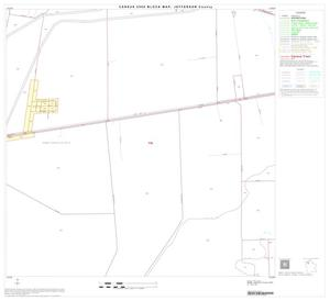 Primary view of object titled '2000 Census County Block Map: Jefferson County, Block 12'.