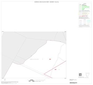 Primary view of object titled '2000 Census County Block Map: Burnet County, Inset G01'.