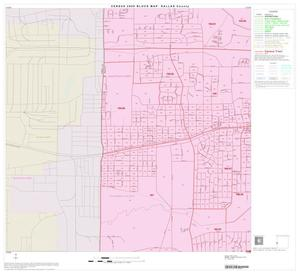 Primary view of object titled '2000 Census County Block Map: Dallas County, Block 51'.
