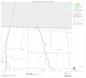 Primary view of object titled '2000 Census County Block Map: Collin County, Block 2'.