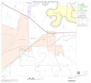 Primary view of object titled '2000 Census County Block Map: Fort Bend County, Block 38'.
