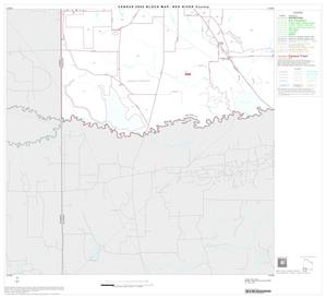 Primary view of object titled '2000 Census County Block Map: Red River County, Block 9'.