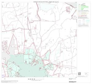 Primary view of object titled '2000 Census County Block Map: Angelina County, Block 6'.