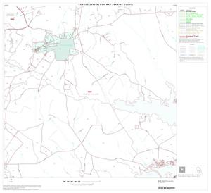 Primary view of object titled '2000 Census County Block Map: Sabine County, Block 7'.