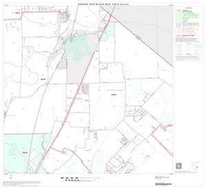Primary view of object titled '2000 Census County Block Map: Hays County, Block 15'.