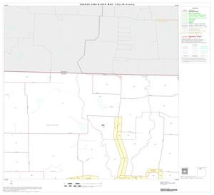 Primary view of object titled '2000 Census County Block Map: Collin County, Block 3'.