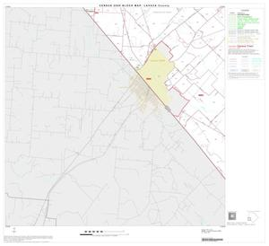 Primary view of object titled '2000 Census County Block Map: Lavaca County, Block 8'.