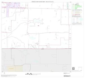 Primary view of object titled '2000 Census County Block Map: Collin County, Block 47'.