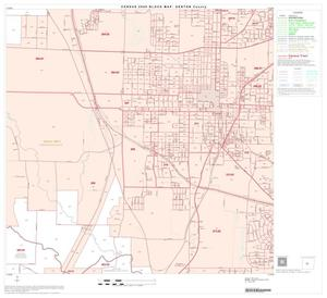 Primary view of object titled '2000 Census County Block Map: Denton County, Block 28'.