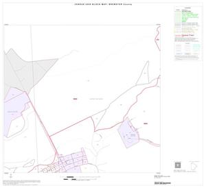 Primary view of object titled '2000 Census County Block Map: Brewster County, Inset A05'.