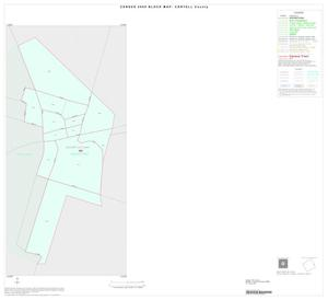 Primary view of object titled '2000 Census County Block Map: Coryell County, Inset B01'.