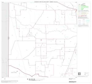 Primary view of object titled '2000 Census County Block Map: Bowie County, Block 10'.