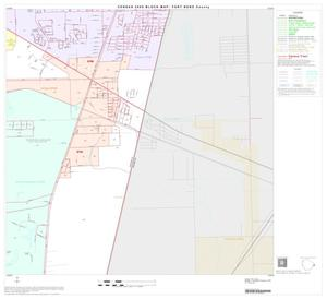 Primary view of object titled '2000 Census County Block Map: Fort Bend County, Block 40'.