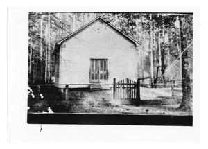 Primary view of object titled 'Little Cypress-Mauriceville School'.