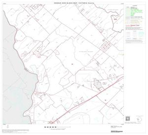 Primary view of object titled '2000 Census County Block Map: Victoria County, Block 10'.